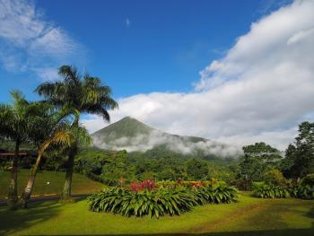 Circuito Costa Rica con programa de Yoga Basico