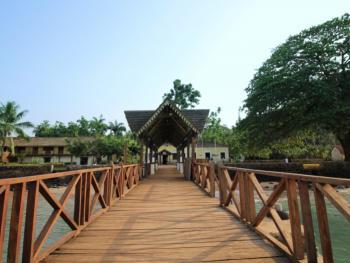 SANTO TOMÉ Y PRINCIPE - Comb. Santo Tomé&Rolas (Hoteles 4* y 5*) - TAP desde varias ciudades
